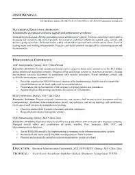 Resume Template Administrative Assistant Mesmerizing Executive Assistant Resume Template Legal Administrative Assistant