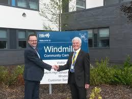 "Rod Cavanagh SNP on Twitter: ""Thanks to Adrian Watt, Rector at ..."