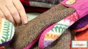Sweater Mitten Pattern Amazing Inspiration