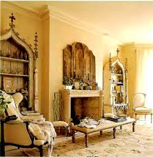 Interior Design Living Room Traditional Beige Wall Color For Elegant Medieval Living Room Ideas With