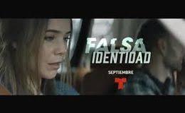 serie Televisión - Ecured Falsa De Identidad