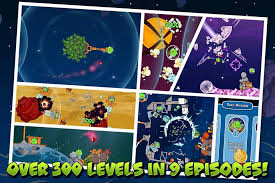 Angry Birds Space HD MOD APK 2.2.14 Download (Unlocked) free for Android