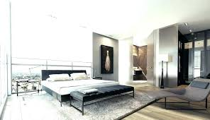grey black and white bedroom – klpezers.info