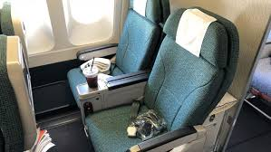 Flight Review Cathay Pacific A330 300 Premium Economy Hong