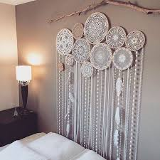 Where Are Dream Catchers From Room Decor Cute white dream catcher For the Home Pinterest 66