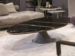 marble coffee table for living room gehry marble coffee table by longhi