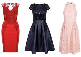 christmas party dress inspiration with maternity options too