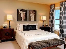 Small Picture Dreamy Bedroom Window Treatment Ideas HGTV