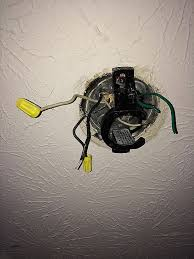 wire ceiling fan with light beautiful 4 wire light fixture wiring diagram a how to install ceiling box and