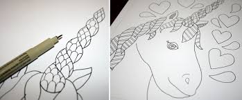 Zentangle Patterns Easy Awesome Inspiration Design