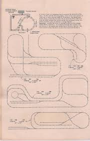 american flyer 718 wiring diagram electrical wiring diagram  at American Flyer Track Layouts Complete With Wiring Diagrams