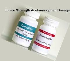 Jr Strength Acetaminophen Dosage Chart Junior Strength Acetaminophen Dosage Junior Strength