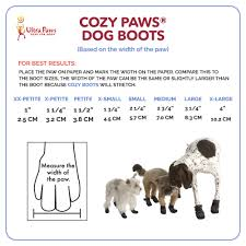 New Cozy Paws Ultra Paws