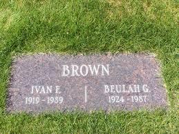 Ivan Freeman Brown (1919-1989) - Find A Grave Memorial