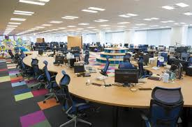 google japan office. Designed TeamLab Architect, Inc. Photography By TADA(YUKAI) Google Japan Office I