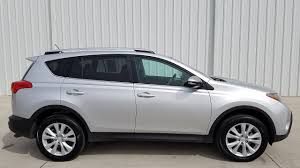 2015 Toyota RAV4 Limited AWD Silver T789810 - YouTube
