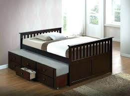 kids full size beds with storage. Contemporary Storage Full Size Bed With Trundle White  Kids Island Captains Captain Twin  Throughout Beds Storage