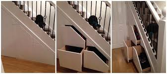 Wondrous Under Stair Storage Unit Cool Solution Also Can Be Done In The  Eaves
