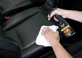 detailing guide on how to clean your leather interior
