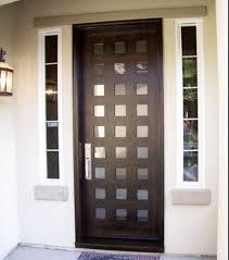 front door wood or steel. steel wood front door design or
