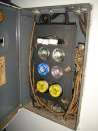 new circuit breakers prevent house fires home inspector san how to change a fuse in a breaker box at House Fuse Box