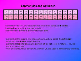 The Periodic Table Grouping the Elements Section 2 Pages ppt download