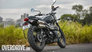 2017 triumph street scrambler first ride review overdrive