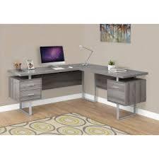l shaped desk. Exellent Desk LShaped Computer Desk Inside L Shaped S