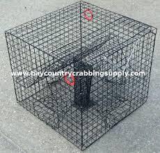 diy crab traps commercial pots homemade