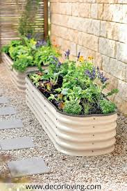 raised garden beds 21 ideas made of