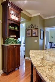Image Tile Green Paint Cherry Cabinets Share Color Kitchen Paint Color Cherry Cabinets Kitchenidease Pinterest Green Paint Cherry Cabinets Share Color Kitchen Paint Color Cherry