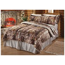 elegant camo bedding sets with awesome cloudy brown pattern camouflage duvet cover and plain grey cotton