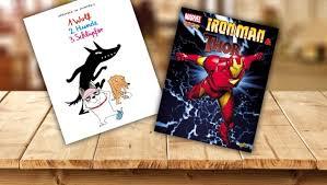 Diese Comics Bringen Kinderaugen Zum Leuchten Kroneat