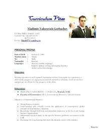 Resume Bio Example Unique Resume And Bio Examples With Short Bio Example Short Biography