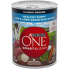 Purina One Natural Pate Wet Puppy Food Smartblend Healthy