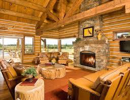 amazing design log cabin living rooms peachy log cabin living room ideas