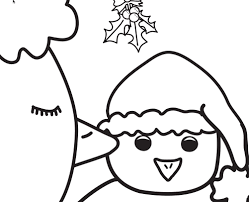 Free Coloring Page Cuteness From Little