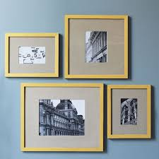 gallery frames gold leaf on wall art gallery frames with gallery frames gold leaf west elm