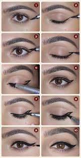 winged eyeliner makeup 12 game changing eyeliner tutorials you ll be