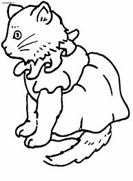 Più Ricercato Immagini Da Colorare Gatti Disegni Da Colorare Per