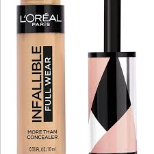 l oreal paris infallible full wear concealercashew
