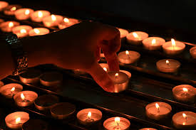 Lighting Candles Lighting Candles I Dont Believe In Human Parts