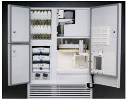 Moobella Vending Machine Custom Al Rico Helado De Máquina Hecho Con Linux Futuretech
