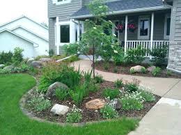 landscaping around patio landscape square ideas backyard amusing green