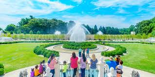 longwood gardens fireworks and fountains shows