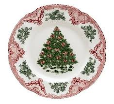 Christmas China Patterns Magnificent Christmas Tree Plate Christmas Pinterest China Patterns