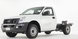 isuzu motors india introduces d max air conditioned and cab chis variants