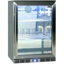 glass front refrigerator for home glass front fridge new refrigerator residential home mini depot glass door
