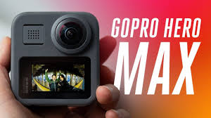 GoPro Max review: the most accessible 360 camera - YouTube