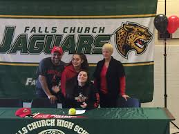 """FC Athletics on Twitter: """"Congratulations to Jaguar softball player Ava  Willis who signed today to play college softball for Davis and Elkins  College . Way to go Ava !! @FallsChurchHS… https://t.co/vx5bSovzVM"""""""